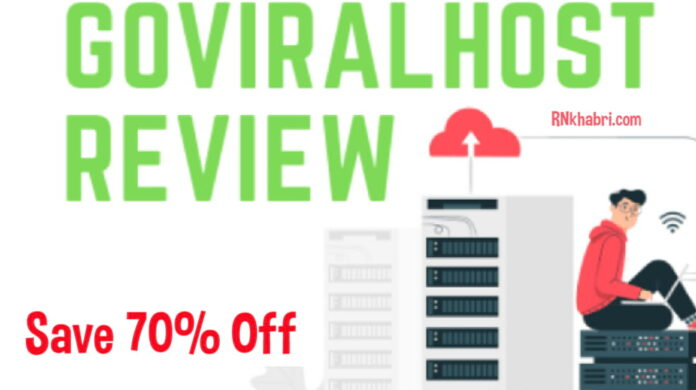 GoViralHost Review, Cheap Web Hosting in India - Up to 70% OFF Hosting