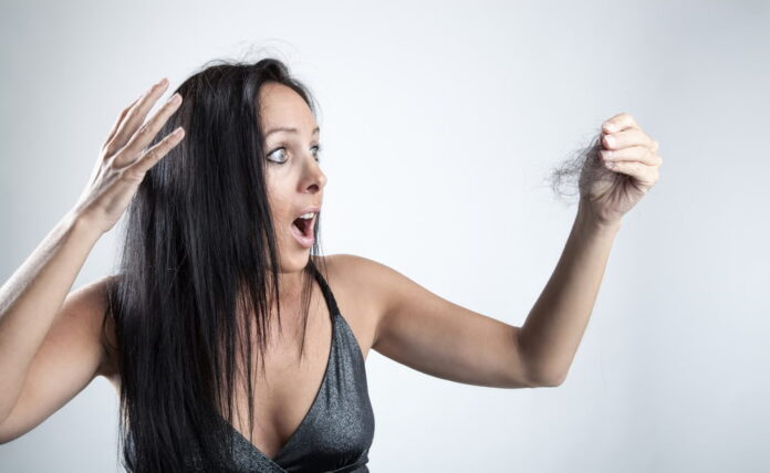 Causes of hair loss and essential vitamins for hair