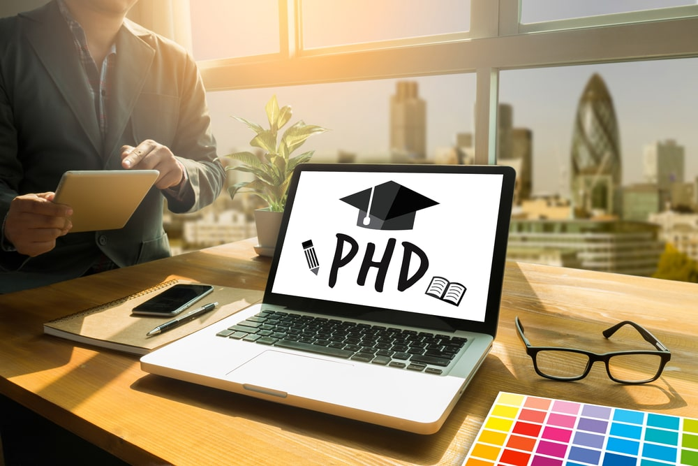 how to do Ph.D