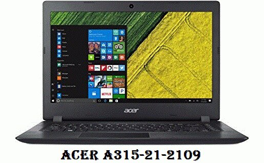 Acer A315-21-2109 15.6-inch LED Laptop